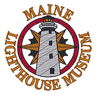 Maine Lighthouse Museum Logo